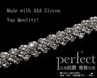 aa cost - Rome Korean jewelry bracelet inlay Austria AA grade high quality low cost crystal bracelet female gift