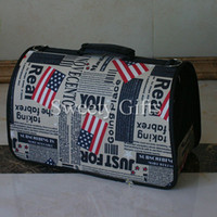 best state flags - United State Flag Printed Best Quality Dog Bag Carrier House Kennel Pet Travel Soft Portable HandBag