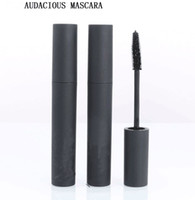 make up factory - 200pcs Factory Supply Brand New Audacious Eyelash Mascara ML Boxed waterproof lengthening and cruling Eye Fiber Mascara Make Up free DHL