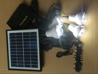 solar generator - Portable Solar Kits Generator for Rural Area Home Electrical Appliances Indoor Lighting Kits