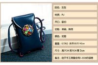 Wholesale 2015 New lady wallet Cross Body bag mini handbag his little bag han edition fashion diamond phone package