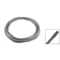 Wholesale FS Hot mm Diameter Stainless Steel Wire Rope Cable Meter Length order lt no track