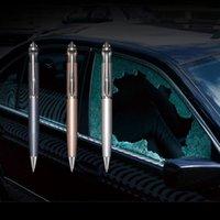 Wholesale New Arrival Aluminum Tactical Self Defense Pen Glass Breaker Tool