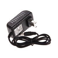 Wholesale AC V Converter Adapter DC x MM V A mA Charger US Plug