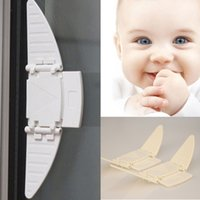 Wholesale 2015 Hot Selling Baby Safety Stick Shift Drawer Cabinet Doors Lock Baby Safety Plastic Lock