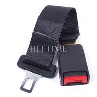 Wholesale New Durable Black Car Seat Belt Seatbelt Extender Extension Strap Safety cm quot Longer