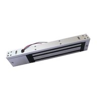 magnetic door lock - ML600GF Maglock Lbs Holding Force Single Door Magnetic Lock with Feedback