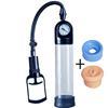 Wholesale Penis Vacuum Pump Stretcher Stallion Gauge Enlarger Enhancer Aid Impotence Help