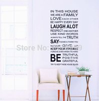 animal love sayings - Promotion DIY wall stickers PS I Love You Vinyl wall quotes stickers sayings home art decal