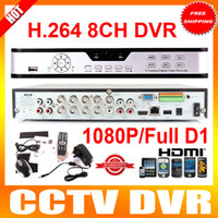 UK 8ch d1 dvr hdmi output - 960H Stand Alone DVR recorder 8CH Full D1 1080P HDMI output H.264 Network Phone Viewing VGA USB Video Camera DVR CCTV System