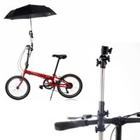 bicycle umbrella mount - Guaranteed New Wheelchair Bike Bicycle Stroller Chair Umbrella Handlebar Connector Stand Holder Mount Stand