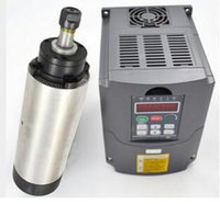 ac spindle drive - 0 KW WATER COOLED MOTOR SPINDLE V AND DRIVE INVERTER VFD ER11 Water cooled