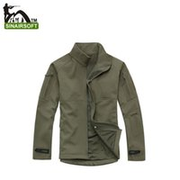 Wholesale Sportswear Camouflage Coat Jacket Waterproof Windbreaker Raincoat Hunting Clothes Army Jacket Men hunting Jackets And Coats