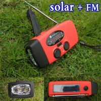 Wholesale Solar Portable Generator System - Portable Solar Power LED Bulb Lamp Outdoor Lighting Travel Camp Tent Fishing Lamp solar Powered system + Radio + Generator