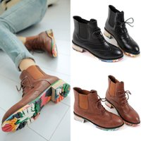 Wholesale 2014 Winter Cheap Ankle Boots Under Casual Shoes Fringe Leather Boots Women s Size Vintage Cowgirl Western Shoes X