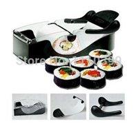Wholesale Bento tool DIY Roller Machine Roll Sushi Maker Easy Kitchen Magic Gadget Cooking Tools Accessories onigiri sushi mold rolls
