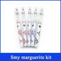 Cheap 100% original SMY Deywel lady ecig Marguerite smoking epipe Marguerit e vaporizer e cigarette