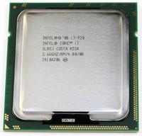 Wholesale Intel Core i7 SLBCH SLBEJ GHz Quad Core L3 M Processor Socket LGA1366 I7 CPU