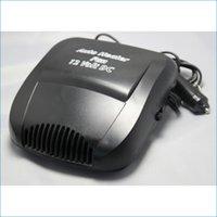 al por mayor ventilador eléctrico negro-12 voltios 200w calentadores negros Coche eléctrico, calentador de ventilador eléctrico para automóviles, 2.500 rpm coche 10A calentador eléctrico, J14602