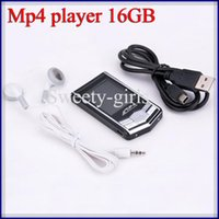 mp4 player - 1 quot TFT Screen mp4 Digital player GB slim MP4 player MP3 music Player black Diamond x mas Christmas Gift