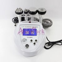 beauty radio - Eu tax free in1 K Ultrasonic cavitation rf slimming machine cellulite vacuum weight loss radio frequency beauty salon equipment