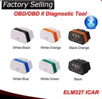 Wholesale Low price Fast Shipping Original Vgate bluetooth OBD2 Scanner Diagnostic Auto Tool elm327 icar A quality