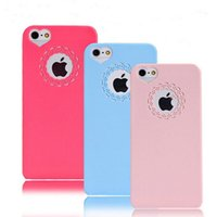 big red cover - Big Promotion iPhone Case iPhone Plus Case iPhone S S Case Candy Color Anti dust Back Cover Shell