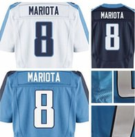 best football games - Factory Outlet Marcus Mariota New Draft Pick Jersey Men s Elite Game Football Jersey Best Quality Embroidery Logo Size S XL Mix Or