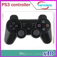 Wholesale For ps3 original wireless controller sixaxis joystick for ps3 controller PC ZY PS