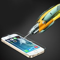 Wholesale New D H For Samsung Galaxy S6 Tempered Glass Screen Protector for iPhone plus s c s samsung galaxy S4 S5 note