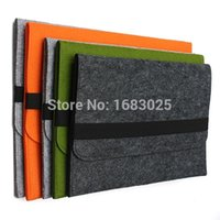 Wholesale Brand New Sleeve Notebook Carry Case Cover Bag For Apple For Macbook Pro Air laptop
