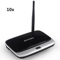 Cheap 10X Live Streaming Channel CS918 Q7 MK888 Quad Core Android TV Box RK3188 1GB 8GB Cortex A9 Smart TV Box HD1080P Arabic IPTV Box 10-1DH