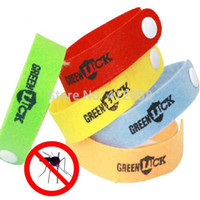 Cheap Wholesale-Convenient 3000pcs Anti Mosquito Pest Insect Bugs Repellent Repeller Wrist Bands Bracelet Camping Outdoor