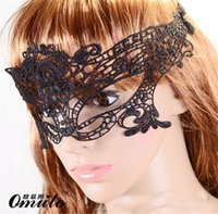 Wholesale 100 Handmade Lace Masquerade masks Venetian Masks for Halloween Venetian Party Holiday Sexy Woman Lady Mask Half Face Cheap Masks