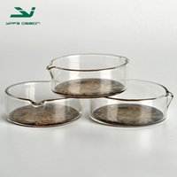glass dish - 2016 New arrival cheap glass dish for nectar collector glass water pipe oil rig glass bong smoking accessory