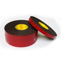Red automotive double sided tape - Quality automotive mounting adhesive M Double sided adhesive tape cm width rolls pack whole sale
