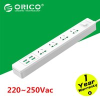 Wholesale ORICO DPC A4U WH Home Office Surge Protector With USB AC Multi Outlet Travel Power Strips Beyond Than Xiaomi Sockets