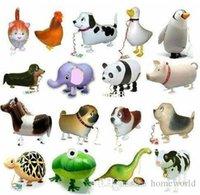 Wholesale Assortment Design Walking Pet Balloon Hybrid Models of Animal Balloons Children Party Toys Boy Girl Gift