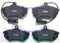 Wholesale High Naite Rui wind JAC Pinnacle China M2 Eastar carbon based front brake pads ceramic brake brake pads