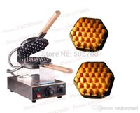 Wholesale Buy one get gifts egg waffle maker machine Stainless steel Egg puff machine Good quality A3
