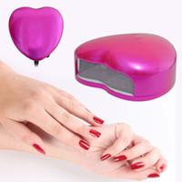 Wholesale 28 LED lamp nail tools V W nail Phototherapy machine Nail art gel uv lamp Dryers Dropshipping