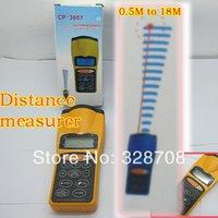 Wholesale 100sets ft Ultrasonic Distance Measurer with Laser Point CP supersonic rangefinder range finder