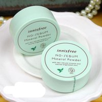 Wholesale Mineral Powder Matte Loose Powder High Quality Brand Innisfree No Sebum Perfecting g Ruptured Foundation Setting Powder Ultra Light