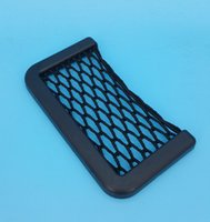 baskets taps - Plastic String Net Storage Bag x8cm In Black For Car Indoor Accessories By M Adhesive Tap On Basket Back High Quality