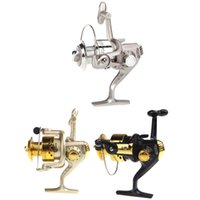 Cheap New 2014 Pesca 6BB Ball Bearings Left Right Fishing Reel Interchangeable Collapsible Handle Fishing Spinning Reel SG3000 5.1:1