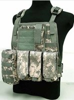 acu assault - Fall US Marine Assault Plate Carrier Vest Digital ACU Camo