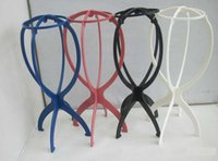 Wholesale New Design Stable Durable Wig Stand wis Holders High Quality Hair Wig Stand Holder for beauty salon use jm