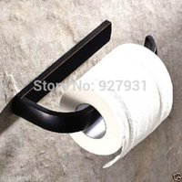 Wholesale And Retail Oil Rubbed Bronze Finished Bathroom Toilet Roll Paper Rack Wall Mounted Bathroom Paper Shelf