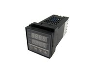 digital rework station - New Dual Digital PID Temperature Controller RKC REX C100 k type for bga repair rework station Hot sale support