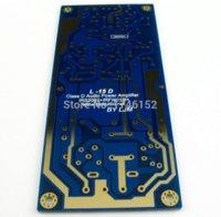 av power amplifier - L15D W W Class D power amplifier kit IRS2092 IRFI4019H by LJM amplifier g amplifier av